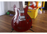 Gibson les paul studio double cut Wine red
