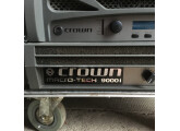 Vend ampli 9000i Macro Tech Crown