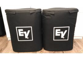 2 enceintes SX300 Electro Voice + 2 housses, qualités et marque Electro Voice