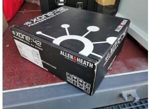 Allen & Heath Xone:42 (Old Design)