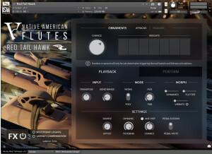 Impact Soundworks Ventus Native American Flutes