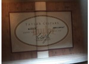 Taylor  K22ce