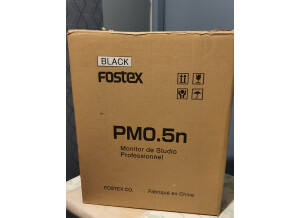 Fostex PM0.5
