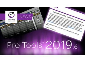 Avid Pro Tools 2019