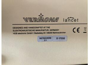 Vermona Retroverb Lancet