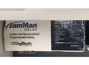 DigiTech JamMan Delay