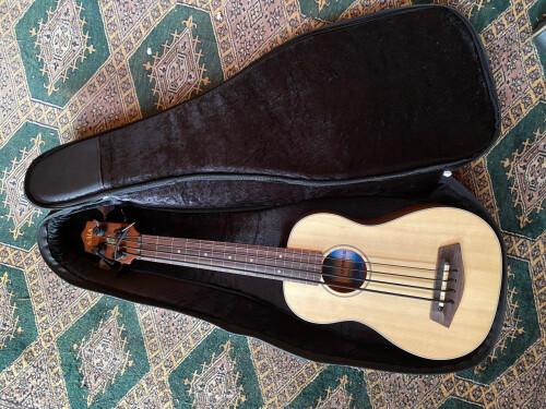Kala U-Bass Mahagoni Fretless (81235)