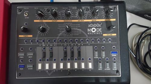 Mode Machines x0xb0x MK2 (67478)