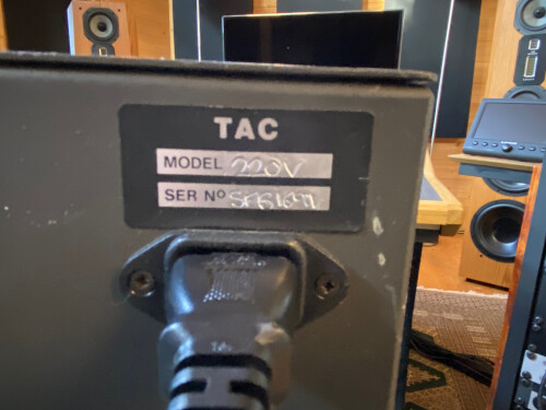 TAC - Total Audio Concepts Scorpion (78649)