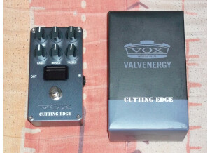 Vox Cutting Edge