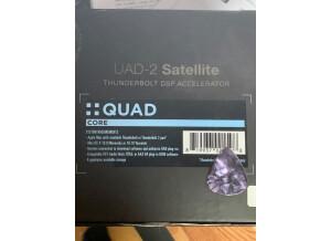 Universal Audio UAD-2 Satellite Thunderbolt - QUAD Core (82958)