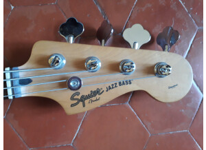 Squier Standard Jazz Bass