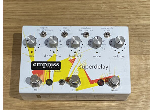 Empress Effects Super Delay