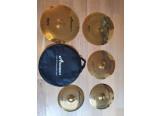 Kit cymbales Arborea Mute (neuf)