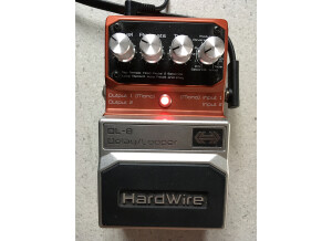 HardWire Pedals DL-8 Delay Looper