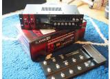LINE6 X3 PRO en format rack ainsi que son pédalier LINE6 FBV Shortboard Mk2