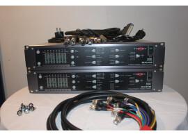 Convertisseurs AD/DA GENEX 8 channel AES SSD