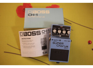 Boss CH-1 Super Chorus (44477)