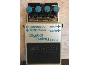 Boss DD-5 Digital Delay