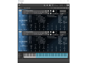 Spitfire Audio Albion Neo