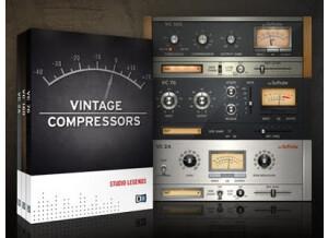 Native Instruments Vintage Compressors Bundle