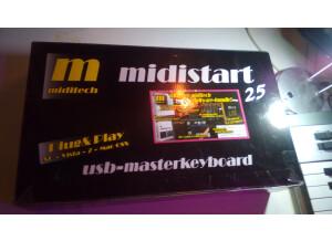 Miditech Midistart music 25 (39715)