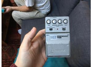 Ibanez SB7 Synthesizer Bass