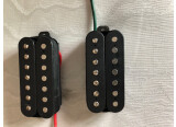 Micros Guitare 7 cordes équivalent au Seymour Dencan SH6B