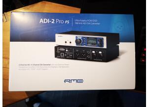 RME Audio ADI-2 Pro FS