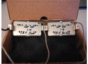 Hep Cat Pickups Humbuckers P.A.F '59 Set