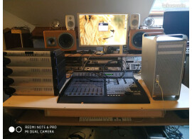 set studio complet protools 40 in 26 out