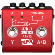 SWITCH AB/Y RFX pour Guitare ou basse - Neuf
