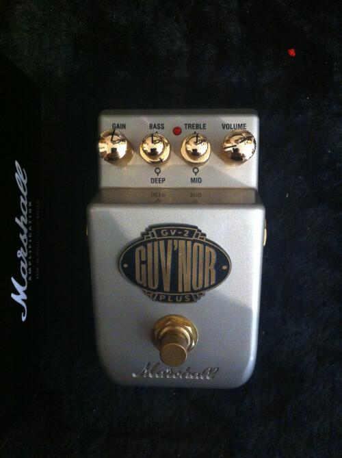 Marshall GV-2 Guv'nor Plus (49036)