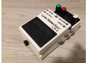 Boss LS-2 Line Selector (79533)