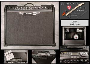 AMP - Line 6 Spider Jam