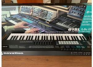 Novation 61 SL MkIII (24326)