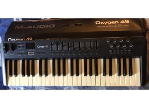 M-Audio Oxygen 49 (Blue)