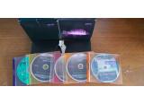 Vends Protools 10.3.6 en boite avec tous les CD's + 3 x DVD de cours