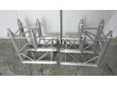 2 Angles 90° ASD SC 300 + 8 Manchons