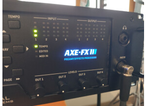 Fractal Audio Systems Axe-Fx III (8558)