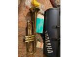Trompette Yamaha-1335 tres peu jouée - super etat