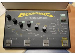 Boomerang III Phrase Sampler (63799)