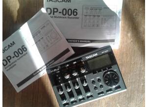 Tascam DP-006 (23915)