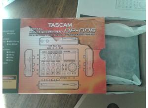 Tascam DP-006 (78349)