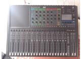 Vends table de mixage Soundcraft Si compact 24 + Flycase