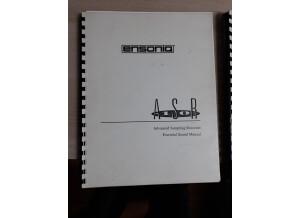 Ensoniq ASR-10 (44364)