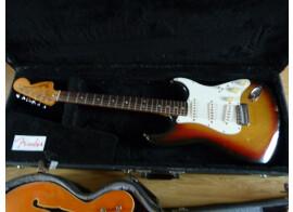 VD Fender Strat 1971/72 sunburst en TBE d'origine ,