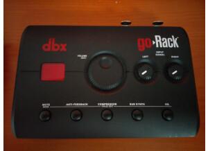 dbx GoRack