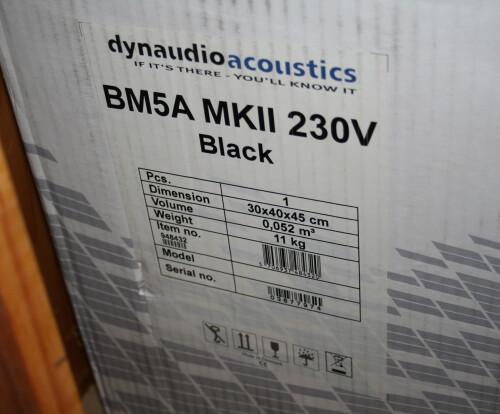 Dynaudio BM5A MKII (36393)