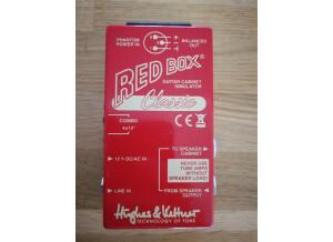 Hughes & Kettner Red Box Classic